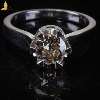 Brylantowy Solitaire 0,85 ct VS1