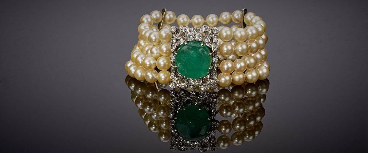 Bransoleta perły